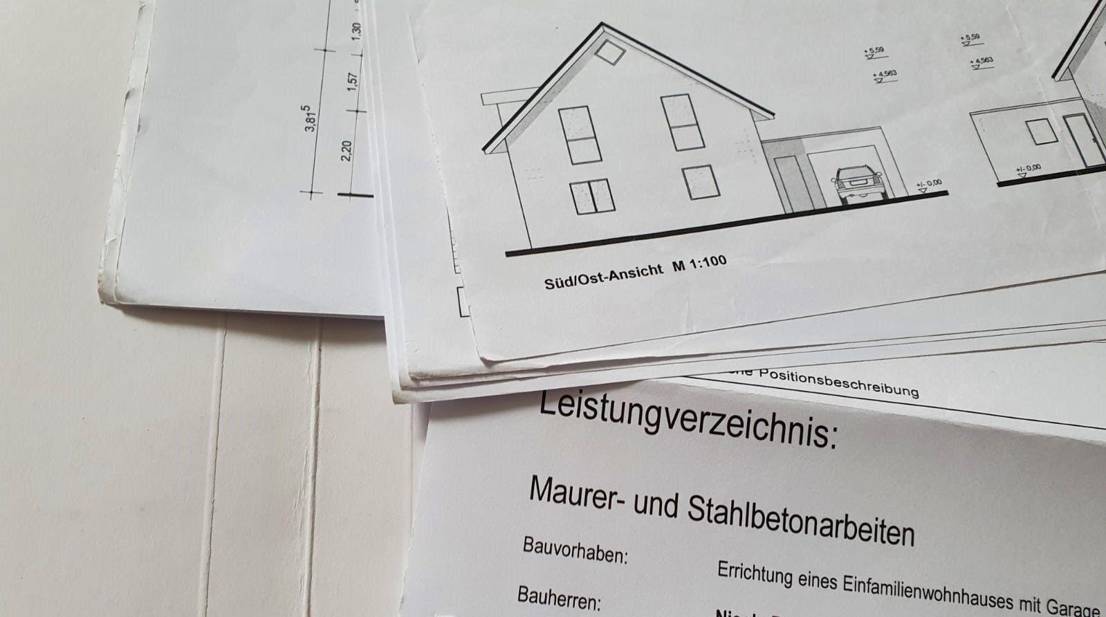 Architektenrecht<br>Architekten und Bauunternehmer